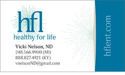 HealthyForLifeCard